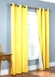 Soft Yellow Curtains Designs Yellow Blackout Curtains Bright Yellow Curtains Adorable Bright