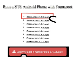 framaroot 1 3 apk how we can root a zte android phone along with framaroot st hint