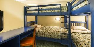 Two Bunk Beds Kidsuites With Two Bunk Beds Near Disney World Inn