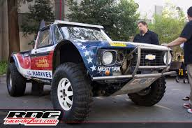 baja truck street legal mickey thompson mid engine v8 luv score racer beasts of burden