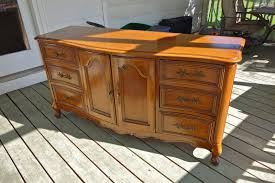 rustyfarmhouse diy repurposing a buffet or dresser as a