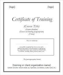 sample word certificate templates