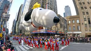 big nyc thanksgiving parade had zoo animals cbs miami