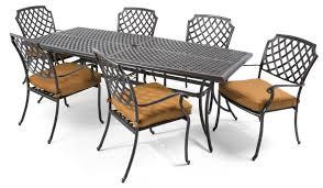Cast Aluminum Patio Furniture Sets Aluminum Patio Furniture Outdoor Remodel Pictures White