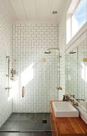 Bathroom Subway Tile Designs 119 Best 60s Bathroom Revisted Images On Pinterest Room