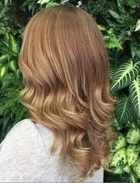 Light Copper Brown Light Copper Curls Soft Ombre Hairstyles