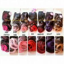 harga hair clip hairclip ombre 7 revolution berbagai warna kode hcp7679