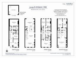 row house floor plans row house floor plans luxury and storey townhouse nz south africa