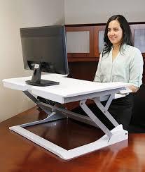 sit and stand desk platform workfit standing desk platform
