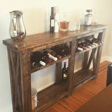 Dining Room Table With Wine Rack by Best 25 Wine Table Ideas On Pinterest Dining Room Bar Living