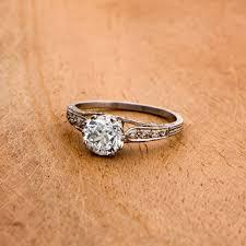 vintage weddings rings images 10 vintage engagement ring styles you will love junebug weddings jpg