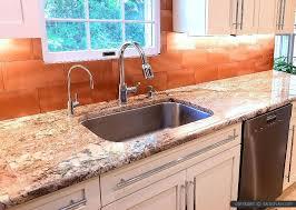 copper tiles for kitchen backsplash copper backsplash copper tile with typhoon copper backsplash