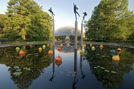The Missouri Botanical Garden Conservatories