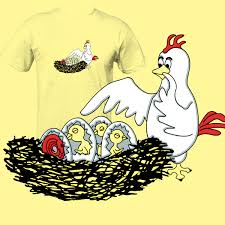 Don Count The Chicken Before They Hatch Shirt Woot