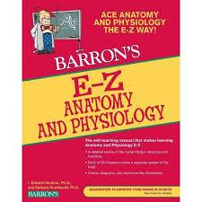Human Anatomy And Physiology Pdf File Barron U0027s E Z Anatomy And Physiology Walmart Com