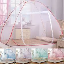 Mosquito Net Umbrella Canopy by 1 5m Foldable Automatic Installation Mosquito Net Yurt Prevent