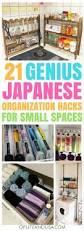 21 genius japanese organization hacks for small apartments small