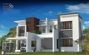 4bhk house 2900 sqft modern 4bhk indian home design by studio architekton