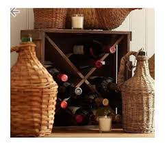 Pottery Barn Wine Racks Wednesday Picks Wine Racks For All Budgets