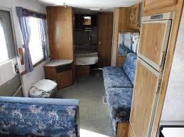 fleetwood prowler 5th wheel floor plans 1995 fleetwood prowler 24c travel trailer cincinnati oh colerain