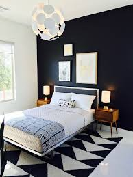 black and white modern bedrooms black white and silver bedroom playmaxlgc com