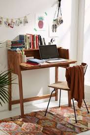 folding desks for small spaces urban outfitters mid century fold out desk ad http shopstyle it