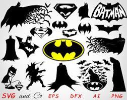 batman clipart etsy studio