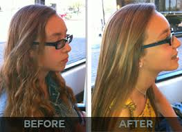 brazilian blowout results on curly hair ionic retexturizing or japanese straightening archives marla