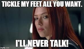 Scarlett Johansson Meme - image tagged in tickle scarlett johansson imgflip