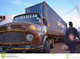 mercedes truck big old benz truck kenya editorial stock photo image of benz