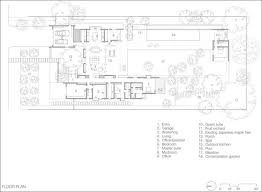 Backyard Guest House Plans by This Contemporary California Ranch Style House Was Designed For A