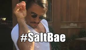 Chef Meme - 27 delightful memes about sprinkle chef also known as salt bae