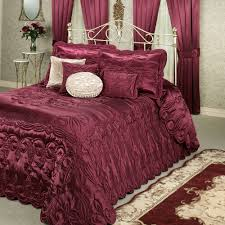 King Size Quilted Bedspreads Paris Oversized Quilted Bedspread Bedding