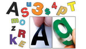 adhesive letters numbers u0026 magnetic letters numbers magnatag