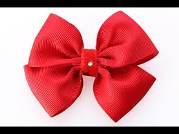 how to make a hair bow easy how to make a bow out of ribbon diy hair bows hair accessories