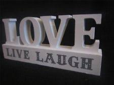 live laugh love wood block set primitive by fromthemillwoodblock