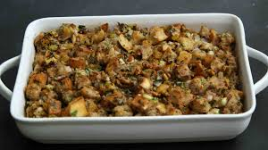 classic thanksgiving dressing recipe walnut herb stuffing