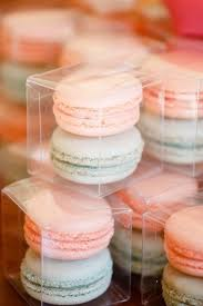 macaron wedding favors macarons as wedding favors or in wedding dessert tables janette co
