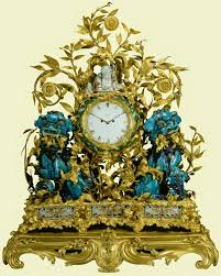 spencer alley ormolu clocks