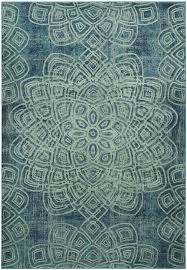 Safavieh Light Blue Rug Rug Cnv751 2220 Constellation Vintage Area Rugs By Safavieh