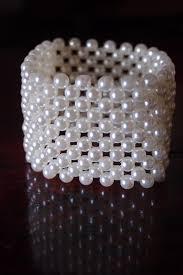 pearls bracelet images Corsage bracelet jpg