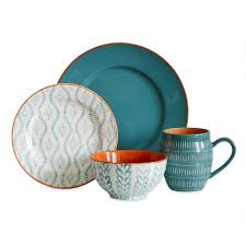 baum tangiers 16 dinnerware set service for 4 reviews