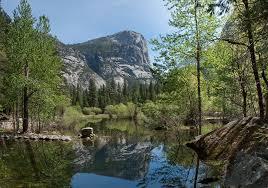 Ohio National Parks images Mirror lake in yosemite national park reflects mt watkins jpg