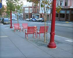 Street Furniture Benches Benches And Seating Sf Better Streets