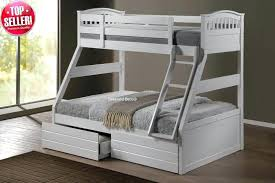 Ikea Bunk Bed Reviews Twin Bunk Bed Mattress Ikea Triple Wooden White Beds And Superior