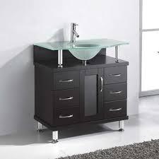 Bathroom Vanities With Glass Tops Runge 32