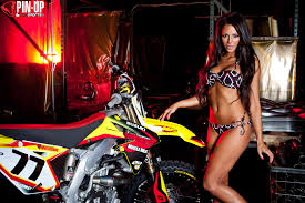 transworld motocross girls pin up erica transworld motocross