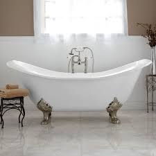 bathroom clawfoot tub designed for comfort finest