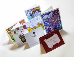 greeting cards budget printing