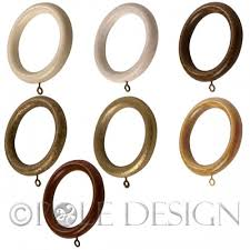 modern country 45mm u0026 55mm curtain rings